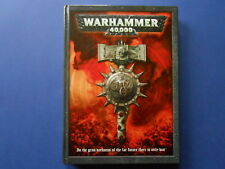 ## WARHAMMER 40,000 - IN THE GRIM OF THE FAR FUTURE... **LIKE NEW - LARGE HC