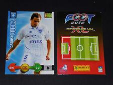 DARIUSZ DUDKA AJ AUXERRE AJA PANINI FOOTBALL ADRENALYN CARD 2009-2010