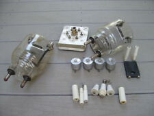 Homebrew amplifier parts with (2) 833A tubes