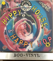 Various - Hippy House & Happy Hop - Vinyl Lp Record House Acid House Nr Mint Con