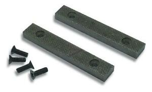 IRWIN Tools Record Replacement Jaw Plates and Screws for No. 6 Mechanic's Vise