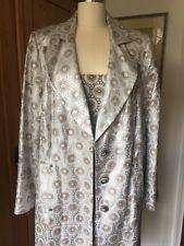Isabel Toledo Lane Bryant Sz. 20 Dress And Duster Stunning