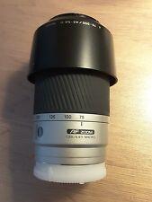 Konica Minolta Maxxum 75-300mm F/4.5-5.6 AF Lens (Silver)
