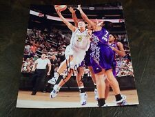 Kelly Miller Autographed Mercury 8X10 Photo