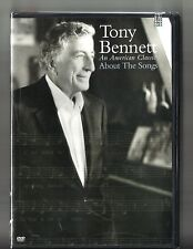 TONY BENNETT: An American Classic (2007, DVD) BRAND NEW: About The Songs