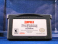 Nintendo Game Boy Advance Rapala Pro Fishing
