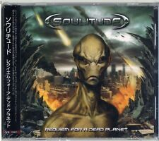 SOULITUDE-REQUIEM FOR A DEAD PLANET-JAPAN CD BONUS TRACK E25
