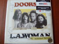 The Doors 2x LP L.A. Woman - The Workshop Sessions NEW-OVP