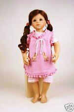 Puppen Kleider  für 62 cm Künstler Puppen  Schildkröt Puppenkleidung