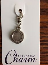 SILPADA Sterling Silver Charm Collection - Photo Op! - C2570