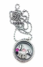 Pure Romance PureRomance Consultant Living Memory Locket Necklace by LOFLESS