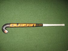 """New listing Field Hockey Concave Dragflick Legend Warrior 100%Carbon LowBow Stick 36.5"""" 525g"""