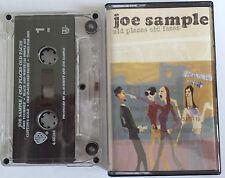 Joe Sample......Old Places Old Faces...Promotional Cassette Album