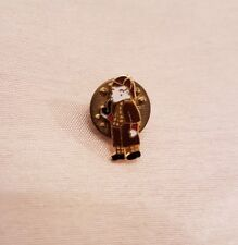 Rupert Bear - Sherlock Holmes - Enamel Pin Badge - Excellent Condition
