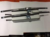 Ford Capri  Speedblade Wiper Blades   STAINLESS STEEL Pair