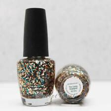 OPI Nail Polish Discontinued HL D15 The Living Daylights 15mL Skyfall Collection