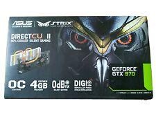 ASUS GeForce Strix GTX 970 4GB OC Graphic Card