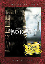 THE LORD OF THE RINGS THE TWO TOWERS DVD LIMITED EDITION