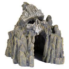 Pet Ting Skull Cave Aquatic Ornament - Aquarium Decoration - Vivarium Decoration
