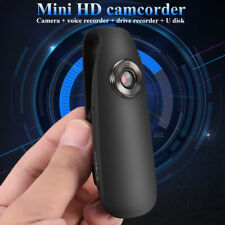 HD1080P 12MP Mini Camcorder Dash Cam Body Motorcycle Bike Motion Action Camera