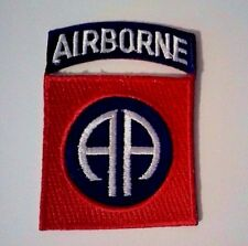 82nd Airborne Patch In Original Current Army Patches for sale | eBay