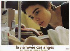 ELODIE BOUCHEZ LA VIE REVEE DES ANGES 1998 VINTAGE LOBBY CARD #2