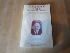 Northrop Frye on Culture and Literature : A Collection of Review Essays by North