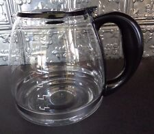 ☕ MR. COFFEE~Glass~Black~ Carafe/Pot/Decanter~12 Cup ☕