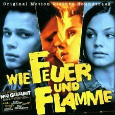 Wie Feuer und Flamme (2001) SPN-X feat. Tim Sander/Micha Krabbe, Blondie,.. [CD]