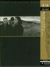 U2 THE JOSHUA TREE BOX CD GIAPPONESE JAPAN JAPANESE JPN UICI 9024