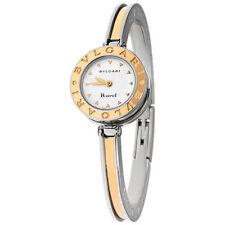 Bvlgari Bzero1 Ladies Two Tone Watch BZ22WSPGSPG-M