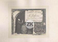 CHAMPAGNE LEFEVRE Dom Pérignon HAUTVILLERS Abbaye Pub Alcool Célerrier Photo 20s