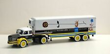 IXO 1/43 FRENCH SEMI TRAILER TRUCK BERLIET TLR 10 M 1953-57 refrigerated trailer