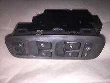 VOLVO V70 XC70 S60 S80 2001-2005 MASTER WINDOW SWITCH 8682949 GREY COVER WORN