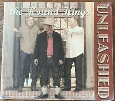 The Hound Kings  Unleashed CD  Blues Alabama Mike  Anthony Paule Scott Brenton
