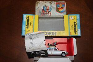 Corgi Toys 499  Citroen Safari Grenoble just removed from its Original  box