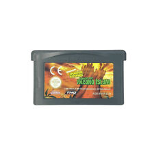 SpongeBob and Friends Battle for Volcano Island Game Boy Advance Game USED