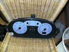 tacho kombiinstrument renault megane 7700428718 cockpit CLOCKS Speedometer