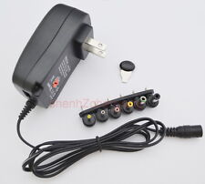 AC/DC regulate power adapter 3V/4.5V/5V/6V/7.5V/9V/12V supply 600MA/0.6A US plug