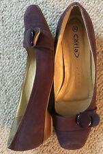 CARLA ♥ Pumps ♥ Schuhe ♥ Gr. 40 ♥ gepflegt ♥ lila ♥ Ballerina Slipper bequem