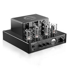 2018 NEW Nobsound MS-10D MKII Bluetooth Tube Integrated Amplifier HiFi Stereo Po