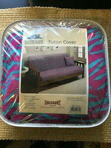 "FUTON COVER 54"" x 75"" Madison Stretch Jersey 95% Poly 5% Spandex Brand New"