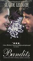 Bandits (VHS) Hard To Find - Only On VHS Claude Lelouch Film! OOP