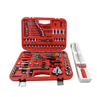 Quality 121 Sets Of Professional Automotive Tool Kit Combination Of Metric Tool