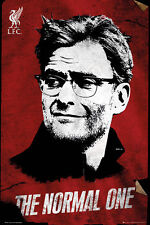 THE NORMAL ONE - LIVERPOOL POSTER - 24x36 FOOTBALL SOCCER FC 34179