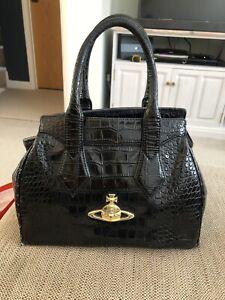 vivienne westwood bag black