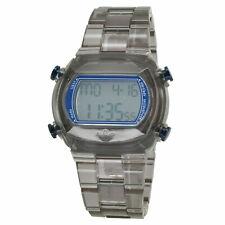 Adidas Nylon Candy Digital Grey Dial Unisex watch #ADH6509