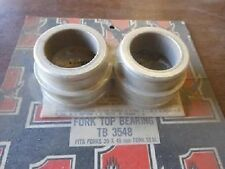 NOS Honda CB450 CB750 CR125M CR250M XL250 Fork Tube Top Bearing Trick It AHRMA
