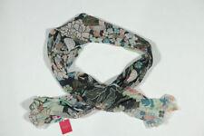 Sciarpe, foulard e scialli da donna multicolore tinta unita in poliestere