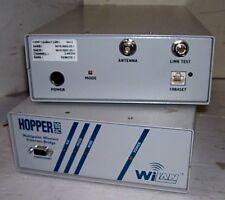 WI-LANNA WE45-24 XCEIVER 10 BT  HOPPER PLUS Multipoint Wireless Ethernet Bridge